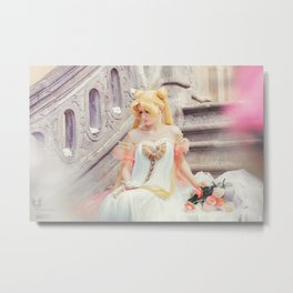 [sz] Sailor Moon 5 Metal Print