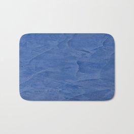 Tuscan Blue Plaster | Corbin Henry | Faux Finishes Bath Mat
