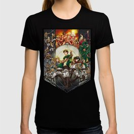 wir sind die Jager (we are the hunters) T-shirt