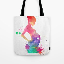 New Mom 009 Tote Bag