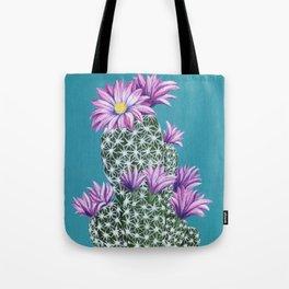 Purple Escobar Tote Bag