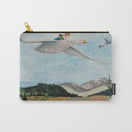 Nils Holgersson Carry-All Pouch