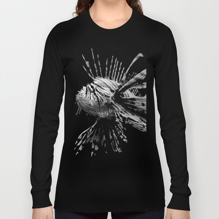 Lion Fish Long Sleeve T-shirt