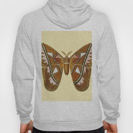 Butterfly Painting Hoody
