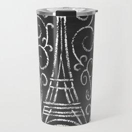 Paris Sketch Travel Mug