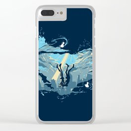 Children of Weather Clear iPhone Case