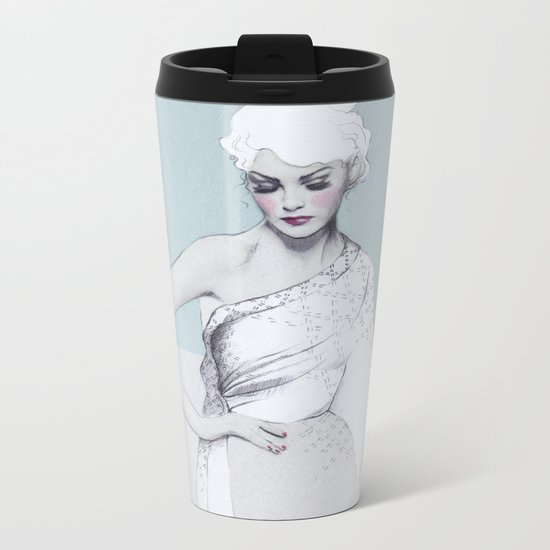 Audrey Metal Travel Mug
