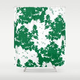 Song of nature - Day Shower Curtain
