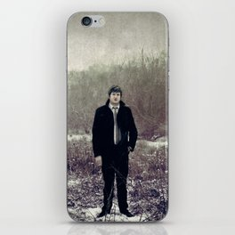 The dead weather. iPhone Skin