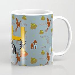 H is for Halloween Coffee Mug