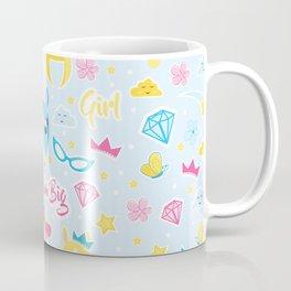 Fancy sticker design Coffee Mug