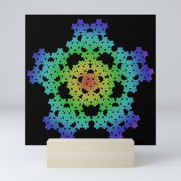 Pentaflake Mini Art Print
