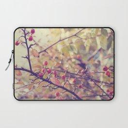 Berry Christmas Laptop Sleeve