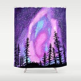 Star Goddess Shower Curtain