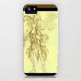Spring godness /Pandora factory iPhone Case