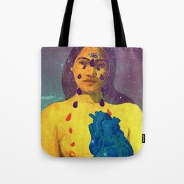 From the inside out Tote Bag