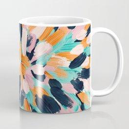Paint Burst Coffee Mug