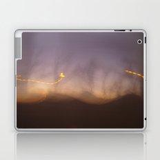 coucher du soleil Laptop & iPad Skin
