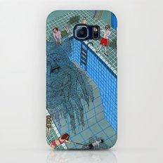 Pool Galaxy S6 Slim Case