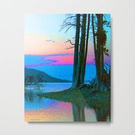 Lake of Dreams Metal Print
