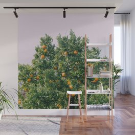 Oranges for Days Wall Mural