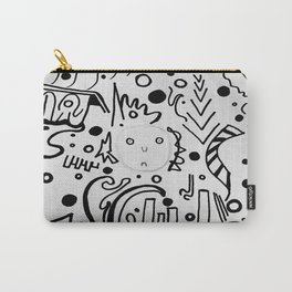 Forming Thoughts Carry-All Pouch