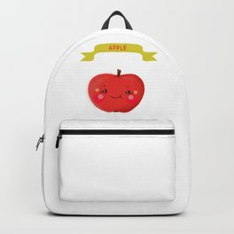 Apple. Kawai Backpack