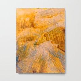 Good Vibes Only Acrylic Metal Print