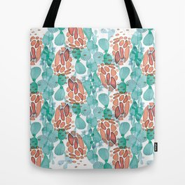 cactus skin all-over Tote Bag