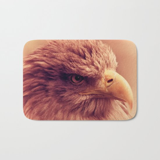 Eagle Eye Bath Mat