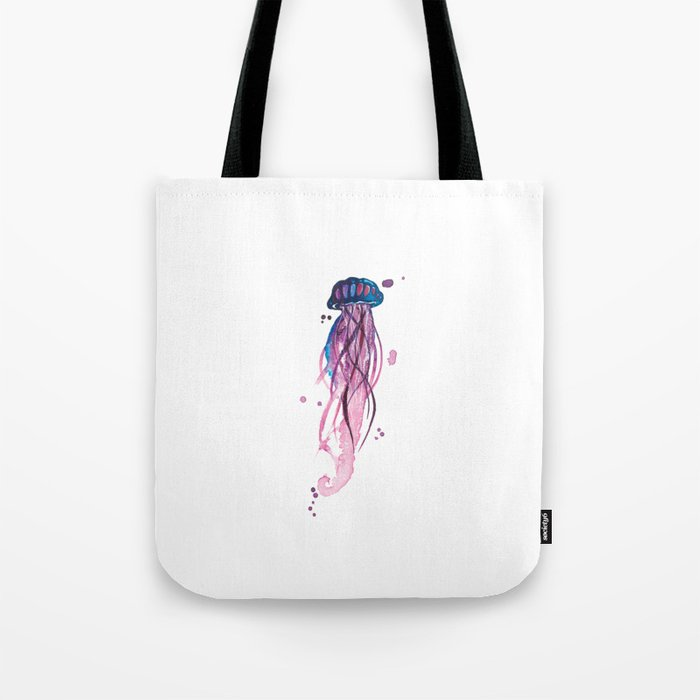 Amethyst Squishy Tote Bag