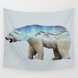The Arctic Polar Bear Wall Tapestry