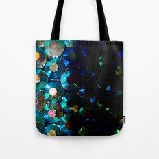 sparkle x fade Tote Bag