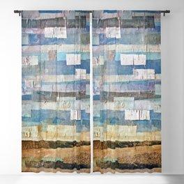 Imaginary Landscapes: Low Tide Blackout Curtain