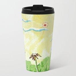 Looking Skyward Travel Mug