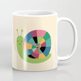 Snail Time Coffee Mug