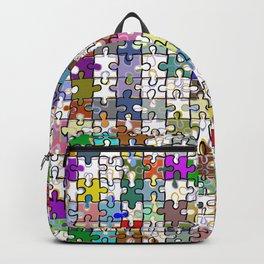 Jigsaw junkie Backpack