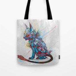 Vivid Malphaz Tote Bag