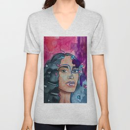 Solange A Seat at the Table Unisex V-Neck