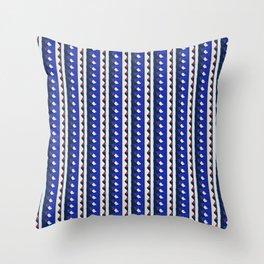 V series Throw Pillow
