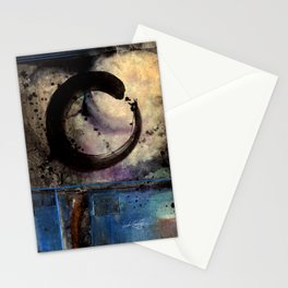 Being Within No. 4 by Kathy Morton Stanion Stationery Cards