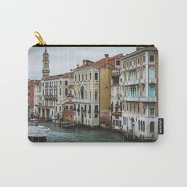 Waterbus on the Canal Grande Carry-All Pouch