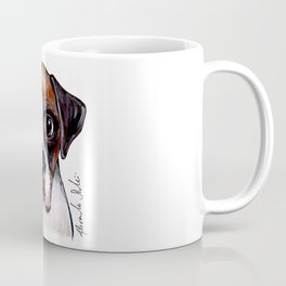Jake The Boxer Coffee Mug