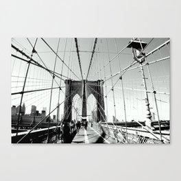 No Sleep 'Til Brooklyn Canvas Print