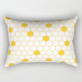 The Honey Bear Rectangular Pillow