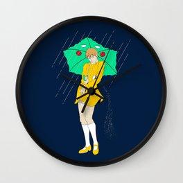 """Salt """"Girl"""" Reigen Arataka Wall Clock"""