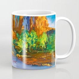 Cathedral Rock Afternoon Coffee Mug