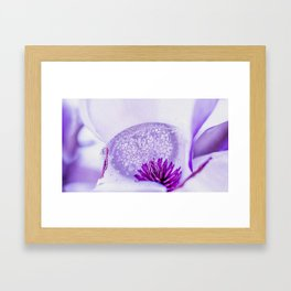 Micrograph Infusion Framed Art Print
