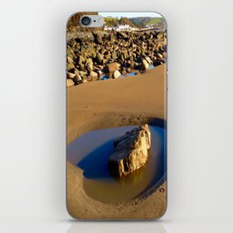 The Rock Pool iPhone Skin