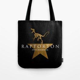 Raptorton: A Proto-American Musical Tote Bag